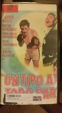 UN TIPO A TODO DAR. SOLIS, GONZALEZ, DUPEYRON, CARDENAS. RARE SPANISH VIDEO