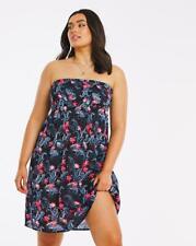 BNWTS Joe Browns Tropical Cover Up Summer Dress Sz 20 £30