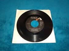Elvis Presley Faded Love / Guitar Man Record Vinyl 45Rpm