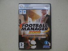 Football Manager - 2009 - PC DVD-Rom Game