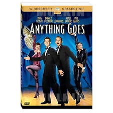 Anything Goes (1956) New Sealed DVD - Robert Lewis