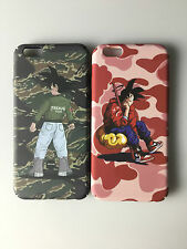 GOKU DRAGON BALL Z Iphone Case Covers JORDAN 1 750 BOOST YEEZUS + FREE KEYCHAIN