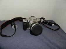 Minolta Maxxum 5 35mm film Camera 3 Lens , Bag , Flash , And Accessories