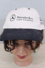Mercedes-Benz Credit Corporation Baseball Trucker Cap Hat Adjustable Snapback