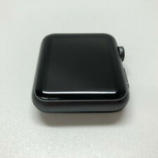 LOCKED Apple Watch Series 1 42mm Space Gray Aluminum Case, Watch ONLY, READ