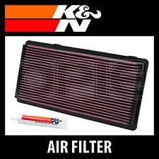 K & n Alto Flujo Reemplazo Filtro De Aire 33-2122 - K Y N Original Rendimiento parte