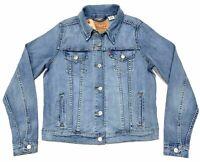 Levi's Original Trucker Denim Jacket Sun Daze Light Wash Blue XS S M L XL BNWT