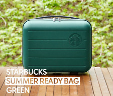 Starbucks Korea Summer Ready Bag Green 2020 Summer Limited