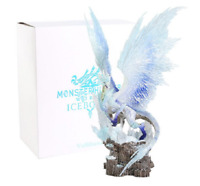 Monster Hunter World: Iceborne Velkhana Statue PVC Figure Model