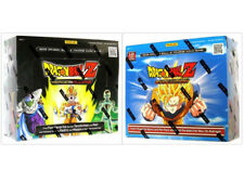 DRAGON BALL Z Evolution + Heroes & Villians Booster Boxes DBZ Trading Card Game