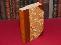 UPTON SINCLAIR / LES JEUX DU CIRQUE (Roman Holiday) TB RELIE EO Fr 1947 Rare