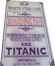 RMS TITANIC actual signed Millvina Dean Hand Photo Print uacc reduced £590