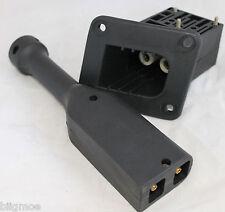 Ezgo Carrello da Golf 36V Powerwise Caricatore Presa e Manico Parti Elettriche