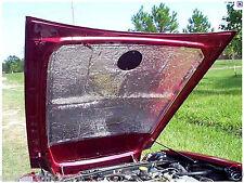 HEAT SOUND Shield FOIL INSULATION BLANKET MAT PAD CAR 1