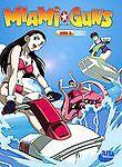 Miami Guns - Vol. 2 (DVD, 2004) Japanese Anime Rare Cartoons  Brand New Sealed