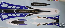 Sherco  2009   Style complete  decal / sticker  set will fit 2006 - 2009  .