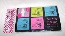 HELLO KITTY 2008 Sanrio Japan - card holder wallet - porta biglietti da visita