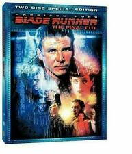 BLADE RUNNER THE FINAL CUT DVD 2 DISC SPECIAL EDITION BRAND NEW & SEALED
