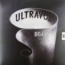 ULTRAVOX - BRILLIANT  2 VINYL LP  POP INTERNATIONAL  NEU