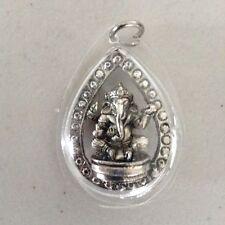 Ganesh Elephant Hindu God Papikanet Thai amulet pendant necklace charm Gift Sale