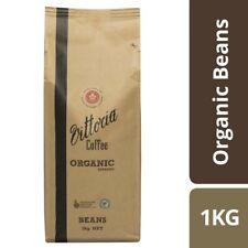 Vittoria Organic Espresso Coffee Beans 1kg