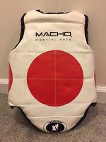Macho Martial Arts Taekwondo Approved Padded Vest #3