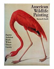 American Wildlife Painting by Martina Roundabush Norelli (1975, Hardcover)