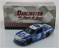 NEW NASCAR 2019 CHASE ELLIOTT #9 DARLINGTON THROWBACK NAPA 1/24 CAMARO