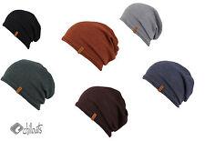 Chillouts leicester talla única Beanie larga gorro gorra deportiva saco gorra