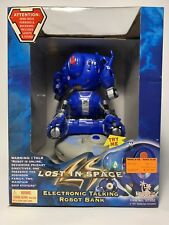 Lost in Space Toy Island Electronic Talking Robot Bank NRFB