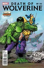 Death Of Wolverine #1 Herb Trimpe Cover DWC Variant