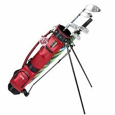 New listing Lightweight Golf Stand Bag, Lightweight Golf Easy Carry Bag with Travel Red