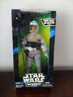STAR WARS ACTION COLLECTION LUKE SKYWALKER IN HOTH GEAR FULLY POSEABLE FIGURE
