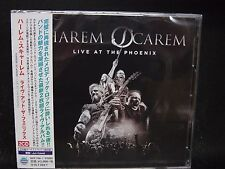 HAREM SCAREM Live At The Phoenix + 1 JAPAN 2CD Blind Vengeance Rubber First Sign