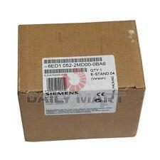 SIEMENS 6ED1052-2MD00-0BA6 LOGO LOGIC PLC MODULE, 8I/P, 4O/P, 12V/24V NEW IN BOX