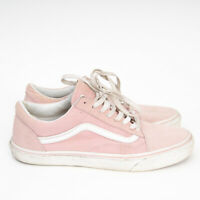 Vans Old Skool Pink Shoes 10 US Unisex UK 9/EUR 43 Mens/Womens Skate Sneakers
