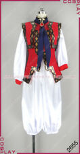Altair: A Record of Battles Shoukoku no Altair Tughril Mahmut Cosplay Costume S0