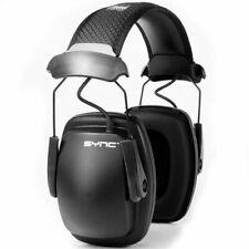 Howard Leight Sync Noise-Blocking Stereo Earmuff - Black (1030110)