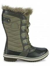 Sorel Tofino II Boots Women's Sz 9.5 Sage Olive Waterproof Winter NEW