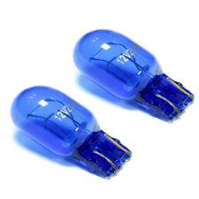 2 X DRL W21/5W T20 7443 Doble Filamento SIDELIGHTS Xenon Azul/Blanco 580 Par Bombillas