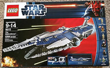 Lego Star Wars The Malevolence 9515 Brand New Factory Sealed Retired