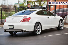 20x9 +35 Rohana RC22 5x114 Silver Wheel Fit Honda Accord Coupe 5x4.5 Concave Rim