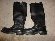 CHIPPEWA Motorcycle Boots Size 8D