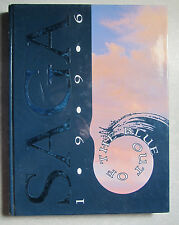1996 SAGA Yearbook Seneca Valley High School Butler Co Cranberry Twp Harmony PA