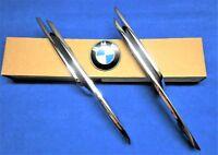 BMW F30 F31 3er Blende Luxury Line Stoßstange vorne rechts & links Cover Bumper