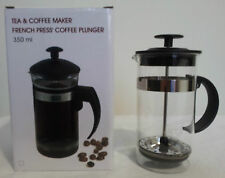 Coffee Plunger French Press 350ml Tea & Coffee Maker