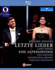 Strauss: Last Songs - An Alpine Symphony [Blu-ray], New DVDs