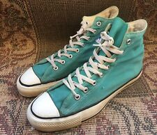 Vintage Chuck Taylor Converse  Light Green Made In USA size 10