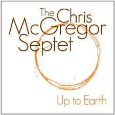 The Chris McGregor Septet - Up To Earth [CD]