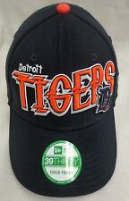 Detroit Tigers Child Youth Baseball Cap New Era 39Thirty